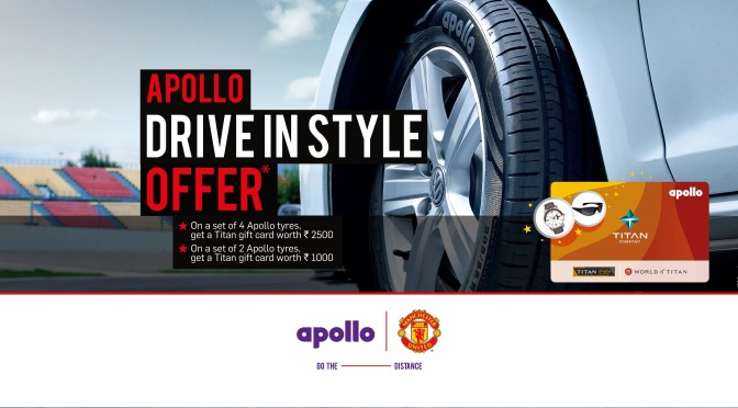 Apollo Offer. Get Titan Voucher worth 2500/- Free
