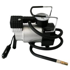 Automan 12V DC Tyre Inflator Air Compressor Pump