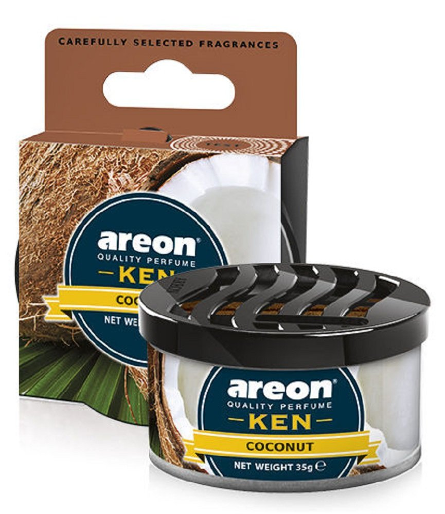 Areon Ken Perfume Coconut