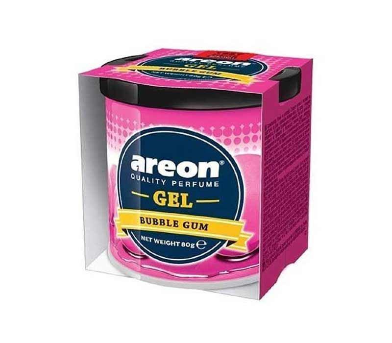 Areon Perfume Gel - Bubble Gum